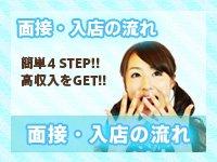 面接・入店の流れ~簡単4STEP!!高収入をGET!!まずは体験!