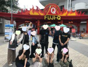 富士急の集合写真