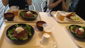 富士山ビフテキ丼